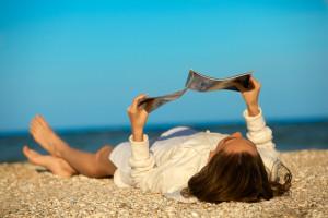 het Tijdschriftenpakket op vakantie