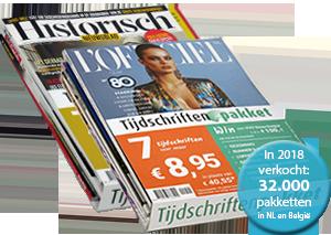 Nieuwe tijdschriftenpakketten