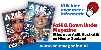 Voordelig abonnement op Azie Magazine